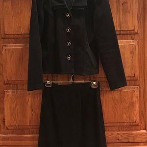 Karin Stevens Skirt/Jacket Set, Business Suit